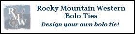Rocky Mountain Western Bolo Ties Banner 1