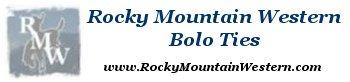 Rocky Mountain Western Bolo Ties Banner 2