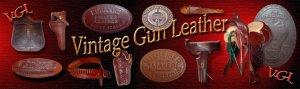 Vintage Gun Leather