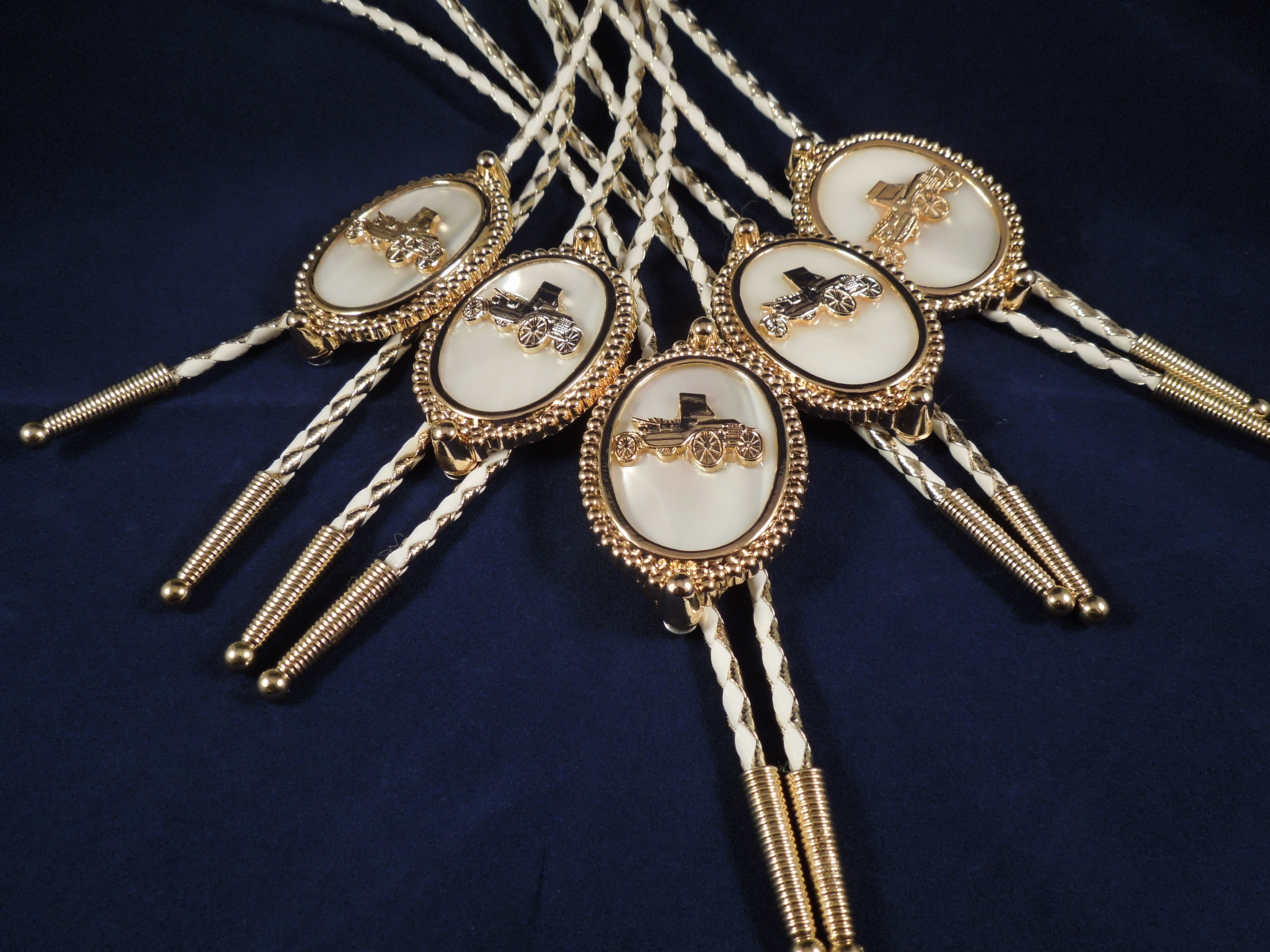 Carolina Panthers: Western Bolo Ties | Design You Own Bolo