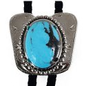 Turquoise Classic Cowboy Bolo Tie
